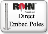 Direct Embed Poles