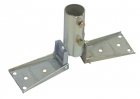 Roof Base Mount for Telescopic Antenna Mast EZ17A