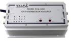 CATV Broadband 30dB Distribution Amplifier 54-550MHz No Return