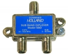 Diplexer with Sub Band