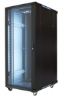 "27u | 33"" Extra Deep Rack Equipment Cabinet Enclosure Fully Loaded 