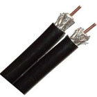 Channel Master CHM180284 Dual RG6 Cable