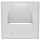 SKY05065 Skywalker Signature Series Inverted Dual Gang Bundled Wall Plate