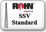 ROHN SSV Standard Towers For Sale