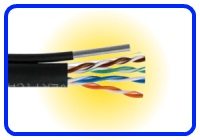 CAT5E Aerial Cable