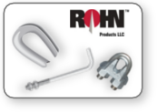 Rohn Tower Hardware