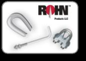 Rohn Tower Hardware
