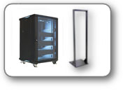 Equipment Server Racks and Headend Gear