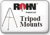Rohn Tripod Mounts