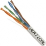 Cat5e Unshielded CMR Ethernet Cable 1000 FT White
