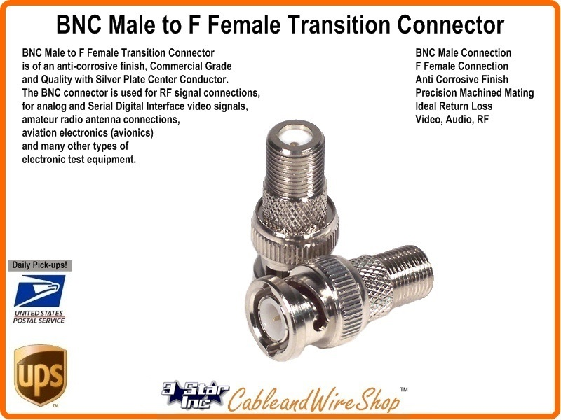 BNC Male to F Adaptor Coupler Connector Bnc Male Connector Wiring Diagram on cctv wiring diagram, lemo wiring diagram, power supply wiring diagram, diode wiring diagram, magnetic stripe wiring diagram, amplifier wiring diagram, switch wiring diagram, balanced audio wiring diagram, usb port wiring diagram, light sensor wiring diagram, ethernet wiring diagram, usb connection wiring diagram, led wiring diagram, microphone wiring diagram, modem wiring diagram, lan wiring diagram, tivo wiring diagram, component wiring diagram, usb plug wiring diagram, magnetic strip wiring diagram,