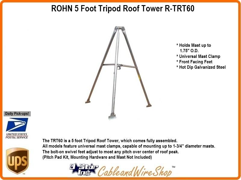 Tripod Antenna Tower – Home Exsplore