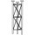 ROHN 65G Tower 5 Foot Short Base Section R-SB65GH