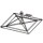ROHN 25G Tower Non Penetrating Base Ballast Roof Mount